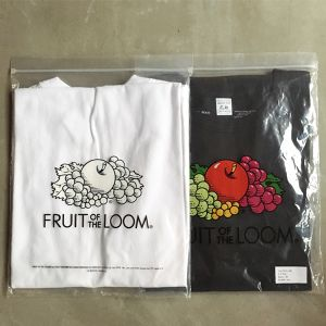 VAINL ARCHIVE × FRUIT OF THE LOOM スリット T