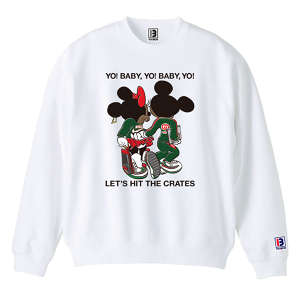 "予約アイテム ""Let's Hit The Cretes"" Sweat 10oz [B] Boys & Girls"