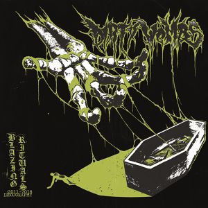 DIRTY WOMBS/BLAZING RITUALS 2011-2016 DISCOGRAPHY(CD/BTR-044)