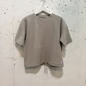 THE NORTH FACE PURPLE LABEL_Raschel H/S Crew Neck Shirt