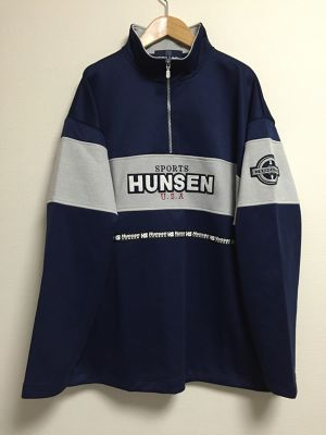 late90's~early2000's sports jersey pullover