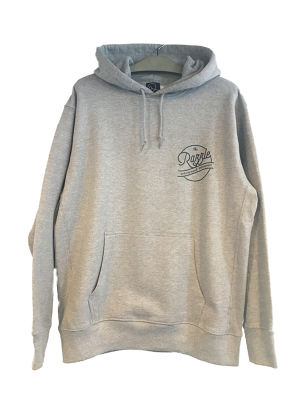 RAZZLE / Circle LOGO PULL OVER PARKA / GREY