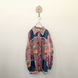 70s patchwork BR
