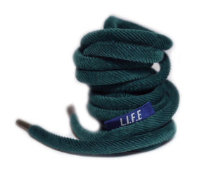 "Shoelace belt ""NOR"""
