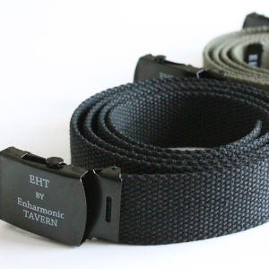 EHT GI Belt -Black