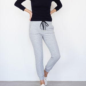 Relax Fit Pants / Grey