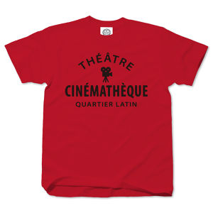 THEATRE CINEMATHEQUE red