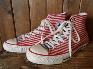 CONVERSE★【 ALL STAR HI】 <STARS AND STRIPES>