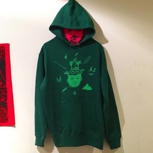 panty club PARKA▷ men's L green