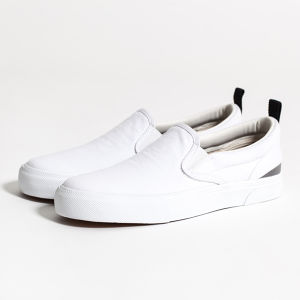BASAL SLIP-ON OMN (White/White)