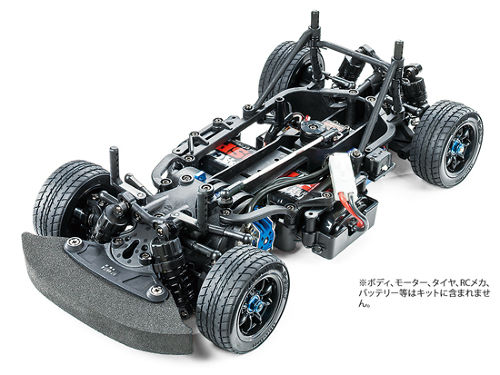 M-07 CONCEPT シャーシキット