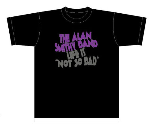 """Tシャツ - """"Life is Not So Bad"""""""