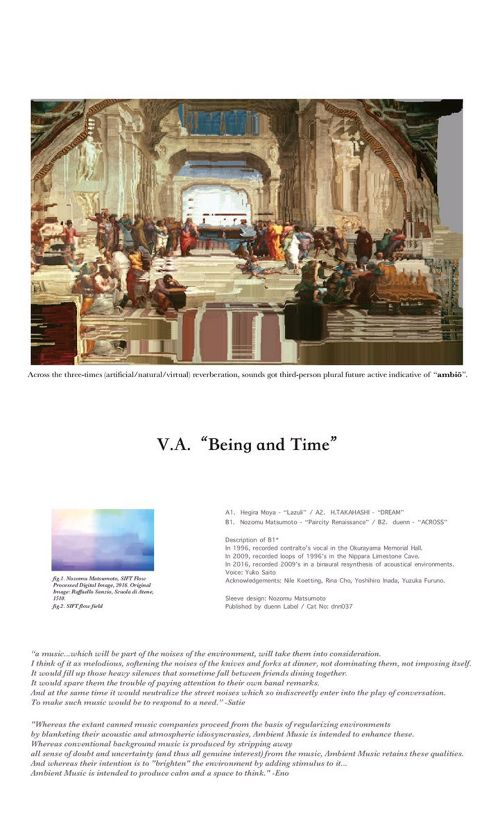V.A. Being and Time (dnn037)