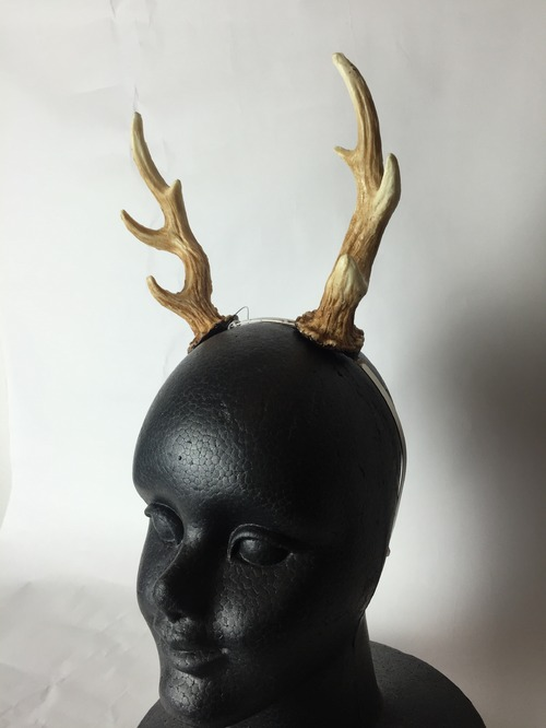 HORN ACCESSORY / DEER(REAL)