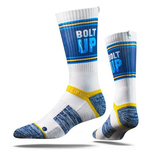 City Line, Bolt Up White, Strapped Fit 2.0