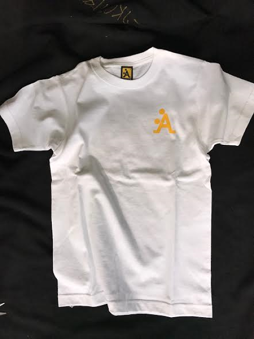 A-STYLE Tshirts ClassicLine in White