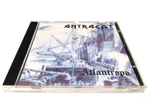 [USED] Antracot - Atlantropa (2005) [CD-R]