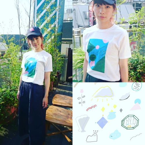 TWO FLAGS Tシャツ (L)