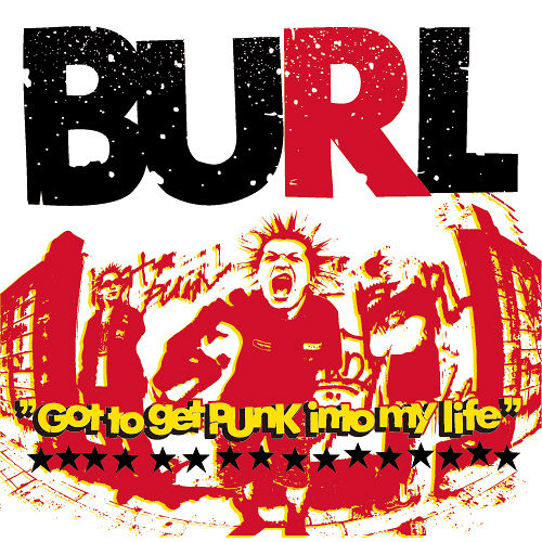 Got To Get Punk Into My Life - CD