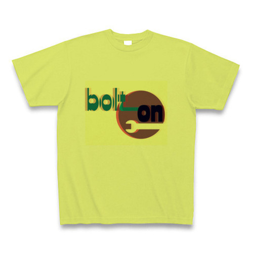 BOLT ON T
