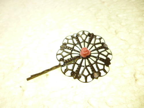 Hair Pin / Rose