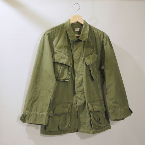 U.S.Military 1969年 Fatigue Jacket SizeS-S