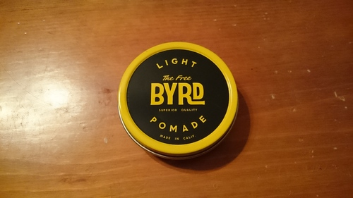 BYRD HAIRDO PRODUCTS LITE POMADE 28g