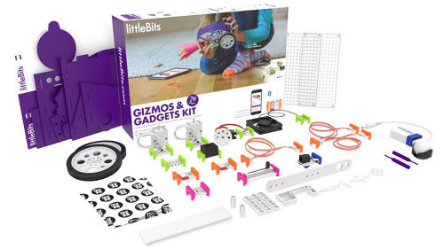 littleBits GIZMO & GADGETS KIT 2nd Edition リトルビッツ ギズモ&ガジェットキット【国内正規品】
