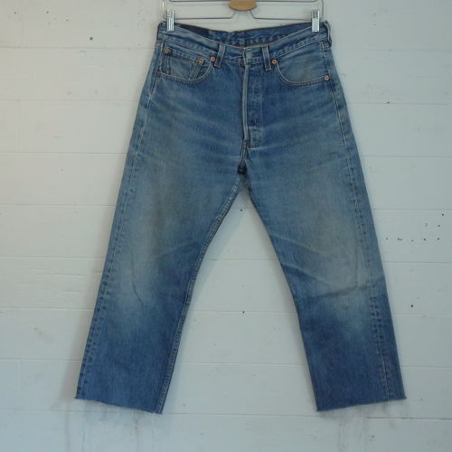 """Levi's 1990's 501 """"Made in USA"""" W32 #1"""