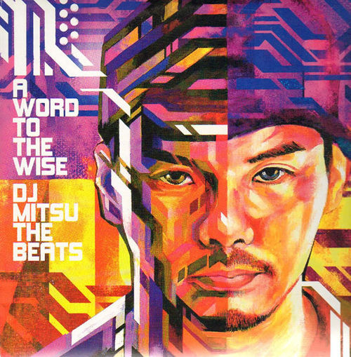 【残りわずか/CD】DJ Mitsu the Beats - A WORD TO THE WISE