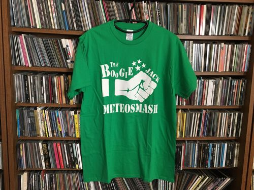 【SALE】THE BOOGIE JACK 「SMASH」Tシャツ