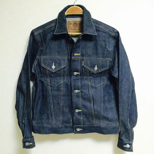 BLUE WAY JACKET type 3rd