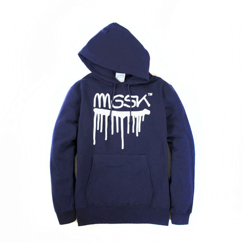 MM LOGO Parka Navy