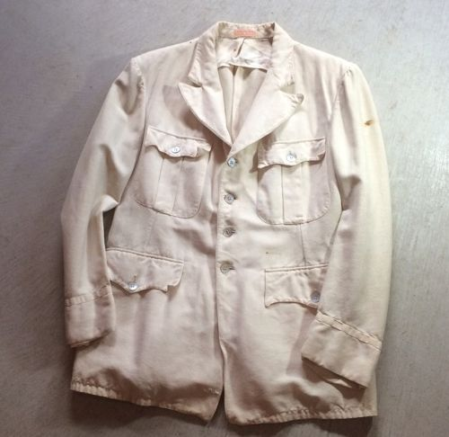 1930s U.S.ARMY Palm beach officer jacket