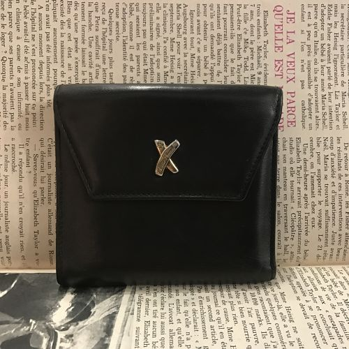 Paloma Picasso leather wallet