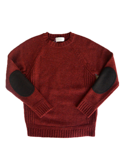 Soglia LANDNOAH SWEATER  RED