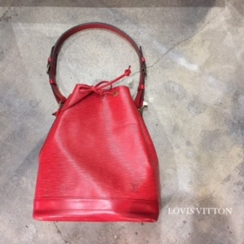 OLD LOUIS VUITTON エピ レッド