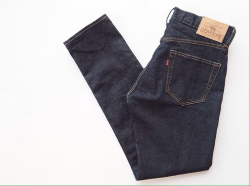 GOWEST-TAPERED FITS PANTS-
