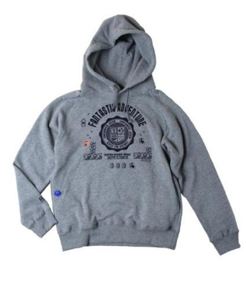 THE KING OF GAMES NP0005 / MENS SWEATS PARKA