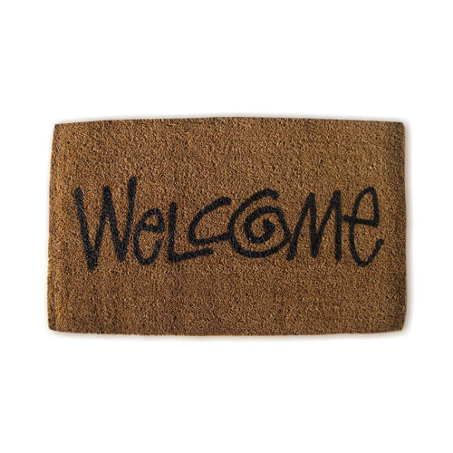Welcome Large Mat