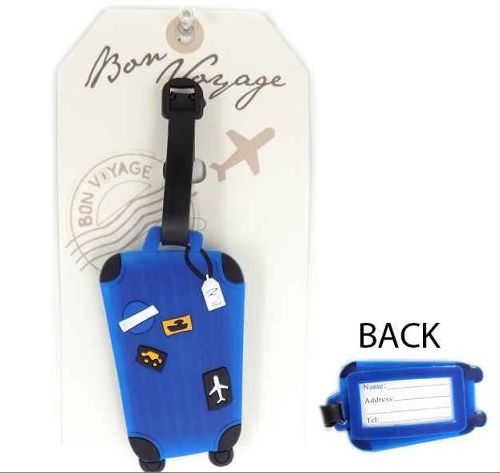 Luggage TAG - suitcase - (61-0004)