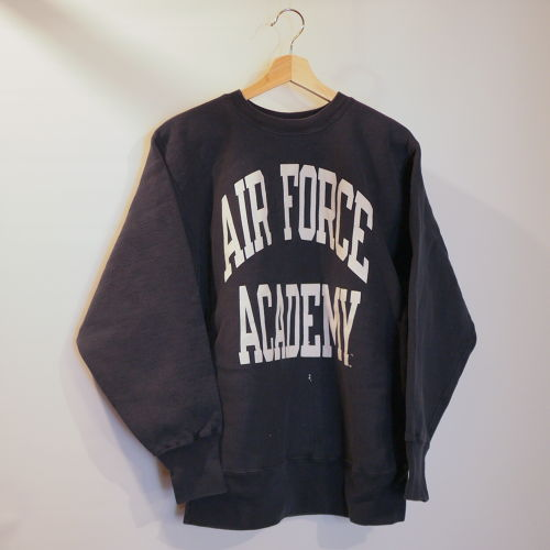 "Champion 1990's REVERSE WEAVE SizeL ""AIR FORCE ACADEMY"""