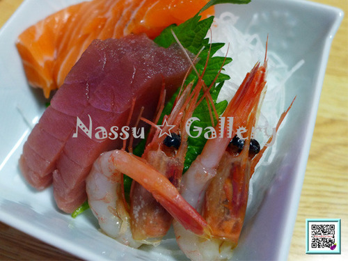 2015年を祝うお刺身~Sashimi of New Year dishes~