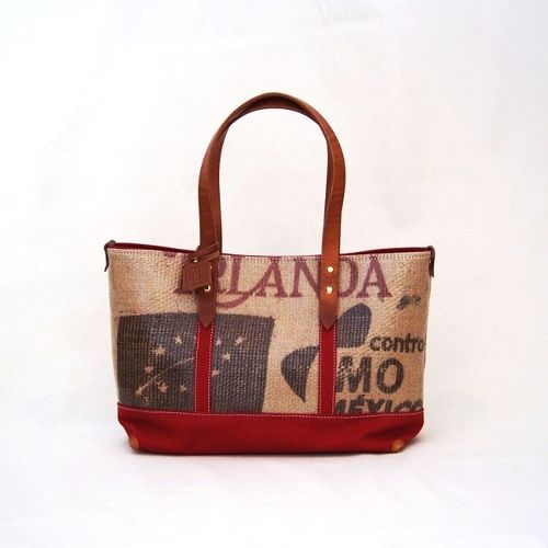 HAMPU TOTE M/red・Mexico