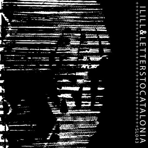 ilill / letters to catalonia - Split Cassette Tape (DL付)