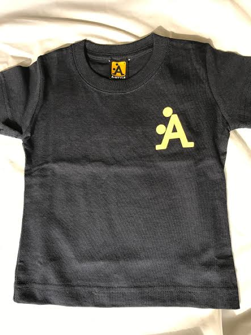 Kids A-STYLE Tshirts ClassicLine in NAVY
