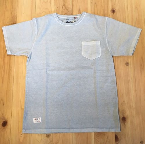 "Barns Outfitters(バーンズアウトフィッターズ)""Crew Neck Pocket Tee"""