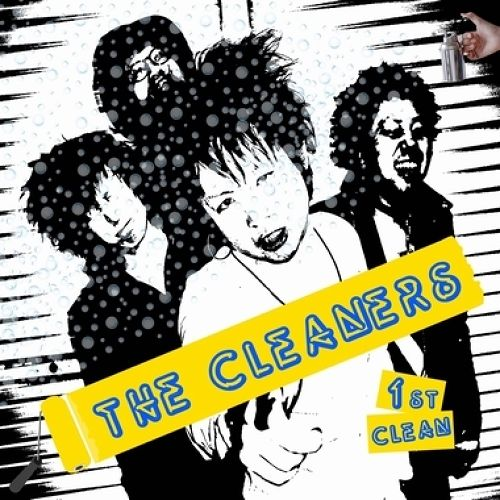 THE CLEANERS - 1st CLEAN CDR