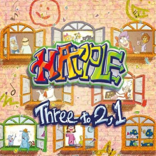 HAPPLE / 『Three to 2,1』