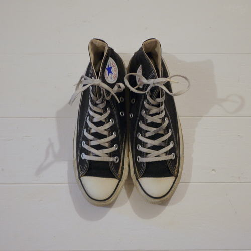 "CONVERSE 1990's ALL STAR ""Made in USA"" Size7 1/2"
